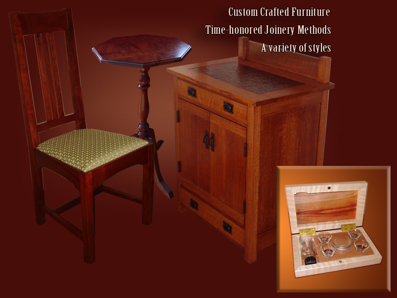 Quality handmade furniture that will grace your home for a lifetime